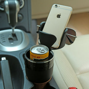Multi Cup Holder Car Cup Holder Black Multfunctional Cup Holder