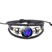Load image into Gallery viewer, Cancer Constellation Bracelet Horoscope | Shop The Coolest