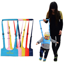 Load image into Gallery viewer, Baby Walker Toddler Harness Assistant Leash for Children Kids strap Learning Walking