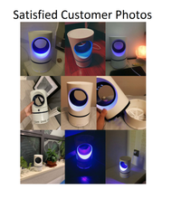 Load image into Gallery viewer, USB Bug Zapper Best Mosquito killer Lamp Mosquito Trap