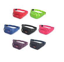 Load image into Gallery viewer, Fanny Pack Waist Hip Belt Bag Travel Sport Bum Nylon