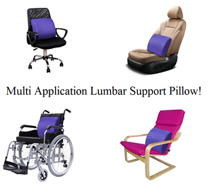 Extreme Lumbar Support Cushion