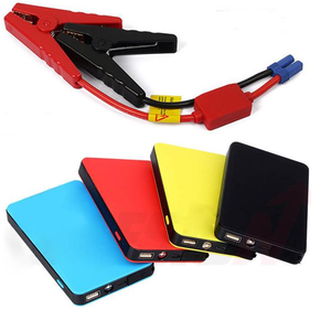 Portable Jumper Cables Portable Jump Start Power Bank