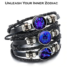 Load image into Gallery viewer, Zodiac Bracelet Constellation Bracelet Horoscope