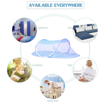 Load image into Gallery viewer, Portable Baby Mosquito Crib Baby Portable Foldable Crib