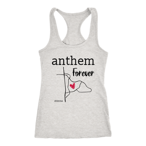 Anthem - Arizona Racerback Tank