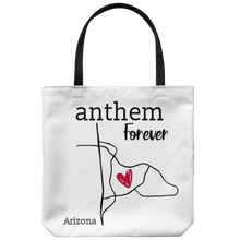 Load image into Gallery viewer, Anthem - Arizona Tote Bag