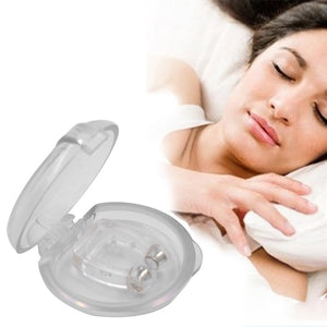 Anti Snore Clips Magnetic Silicone Snore Clips