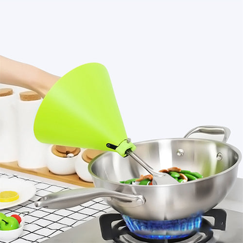 Kitchen Cooking Utensil Oil Splash Guard