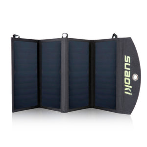 Solar Panel Portable Charger 25W Waterproof