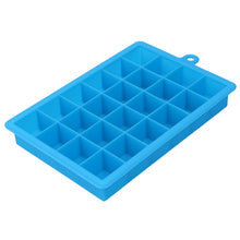 Load image into Gallery viewer, Silicone Ice Cube Tray Large 24 Ice Mold