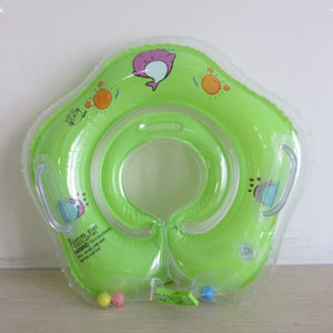 Baby Neck Ring Inflatable Baby Safety Pool Float