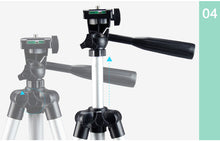 Load image into Gallery viewer, Smartphone Tripod Portable Phone Tripod