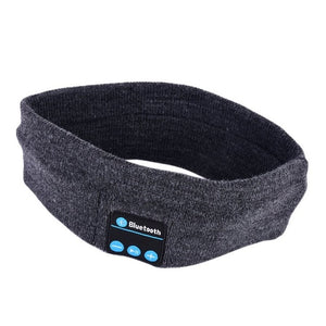 Bluetooth headband Bluetooth Sweatband Running Sports Headband with MIC
