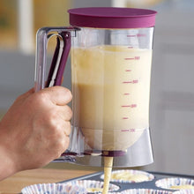 Load image into Gallery viewer, Batter Dispenser Cream Separator Measuring Cup Baking Tool