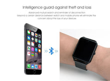 Load image into Gallery viewer, Smartwatch with Built in Speaker and Bluetooth