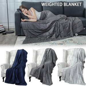 Gravity Blanket 25 pounds Weighted Blanket 80 inches x 87 inches
