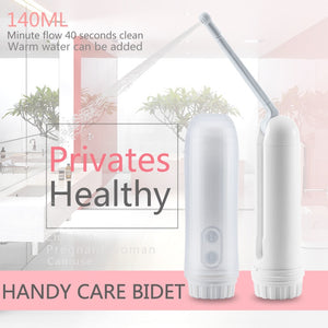 Handheld Mini Travel Electric Portable Bidet
