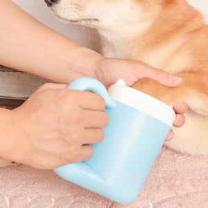 Dog Paw Cleaner Dog Paw Cleaner Cup