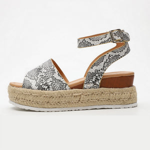 Summer Women's Wedge Platform Sandals