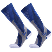 Load image into Gallery viewer, Compression Socks High Long Running Outdoor Sports Socks