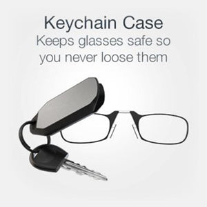Portable Keychain Reading Glasses