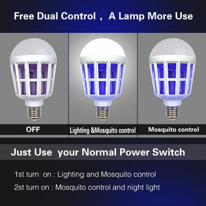 Bug Zapper Best Mosquito Zapper Insect Killer Lamp Mosquito Killer LED Lamp