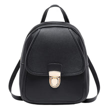 Load image into Gallery viewer, Mini Backpack Faux Leather Small Backpack