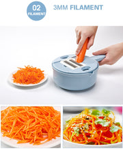 Load image into Gallery viewer, Mandoline Slicer Cutter Chopper and Grater