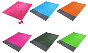Sand Free Beach Mat Waterproof Beach Mat Outdoor Blanket