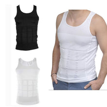 Load image into Gallery viewer, Compression Shirt Men's Slimming Body shape Shirt