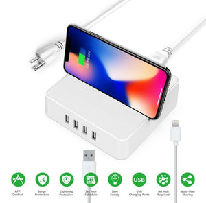 Smart USB Wifi Power Strip