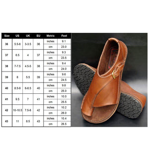 Orthopedic Leather Bunion Corrector Women's Flats Shoes