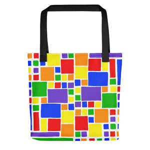 Boxes 5 - 2 Tote- Doodles by Wessel