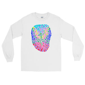 Doodles by Wessel - The Stick Figures - New Beginnings - GRAPHIC ART LONG SLEEVE