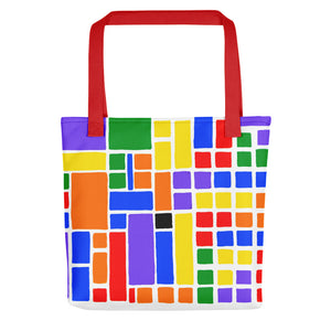 Boxes Series 6 - 1 Tote- Doodles by Wessel