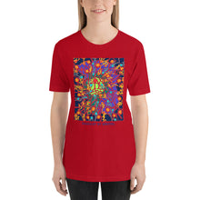 Load image into Gallery viewer, Doodles by Wessel - The Stick Figures 8 UNISEX T-SHIRT t-shirt- Doodles by Wessel