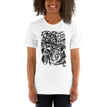 Load image into Gallery viewer, Super Space Thing! Graphic art t-shirt
