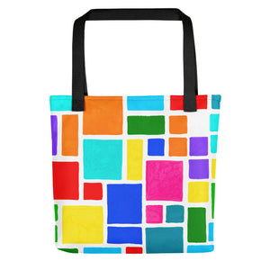Boxes Series 2- 1 Tote- Doodles by Wessel