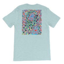 Load image into Gallery viewer, The Stick Figures - 5 - FRONT LOGO BACK ARTWORK T-SHIRT t-shirt- Doodles by Wessel