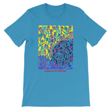Load image into Gallery viewer, Doodles by Wessel - The stick figures 1 UNISEX T-SHIRT - Doodles by Wessel