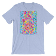Load image into Gallery viewer, Doodles by Wessel - The stick figures 2 UNISEX T-SHIRT t-shirt- Doodles by Wessel