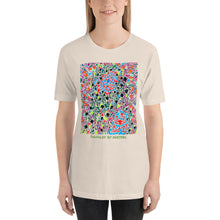Load image into Gallery viewer, Doodles by Wessel - The stick figures 5 UNISEX T-SHIRT t-shirt- Doodles by Wessel
