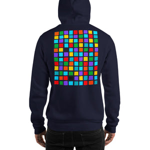 Boxes - 5 - EXPERIMENTS WITH COLOR HOODIE