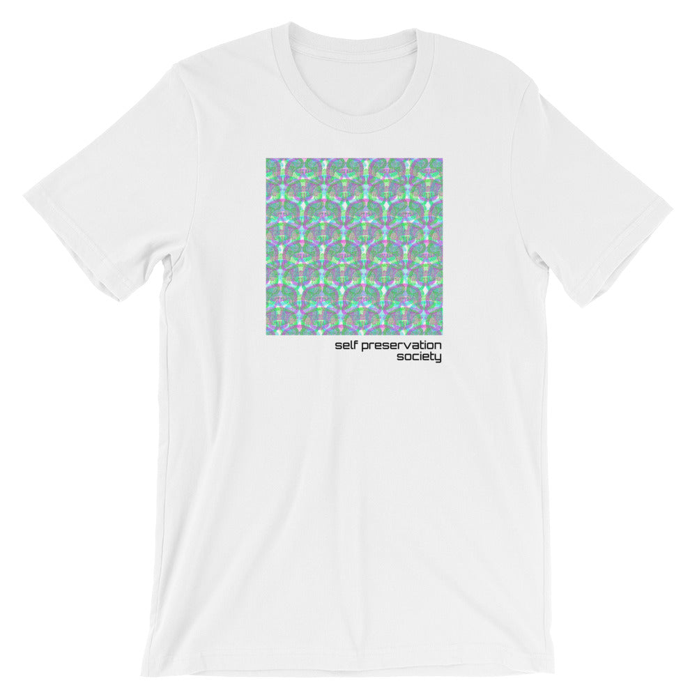 The Self Preservation Society logo 1 t-shirt- Doodles by Wessel