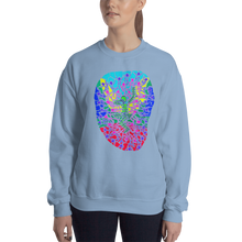 Load image into Gallery viewer, Doodles by Wessel - The Stick Figures - New Beginnings - GRAPHIC ART SWEATER