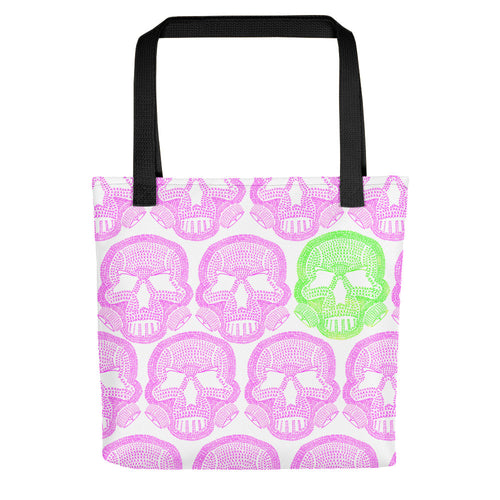 Self Preservation Society logo 1 Tote- Doodles by Wessel