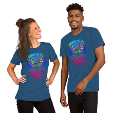 Load image into Gallery viewer, The Stick Figures - New Beginnings - GRAPHIC ART TEE t-shirt- Doodles by Wessel
