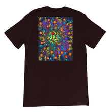 Load image into Gallery viewer, The Stick Figures - 8 - FRONT LOGO BACK ARTWORK T-SHIRT t-shirt- Doodles by Wessel