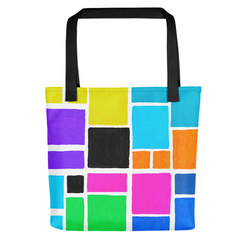 Boxes Series 3 - 1 Tote- Doodles by Wessel